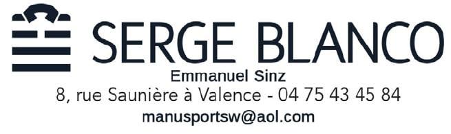 Boutique Serge Blanco Valence