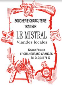 Boucherie Le Mistral Guilherand-Granges