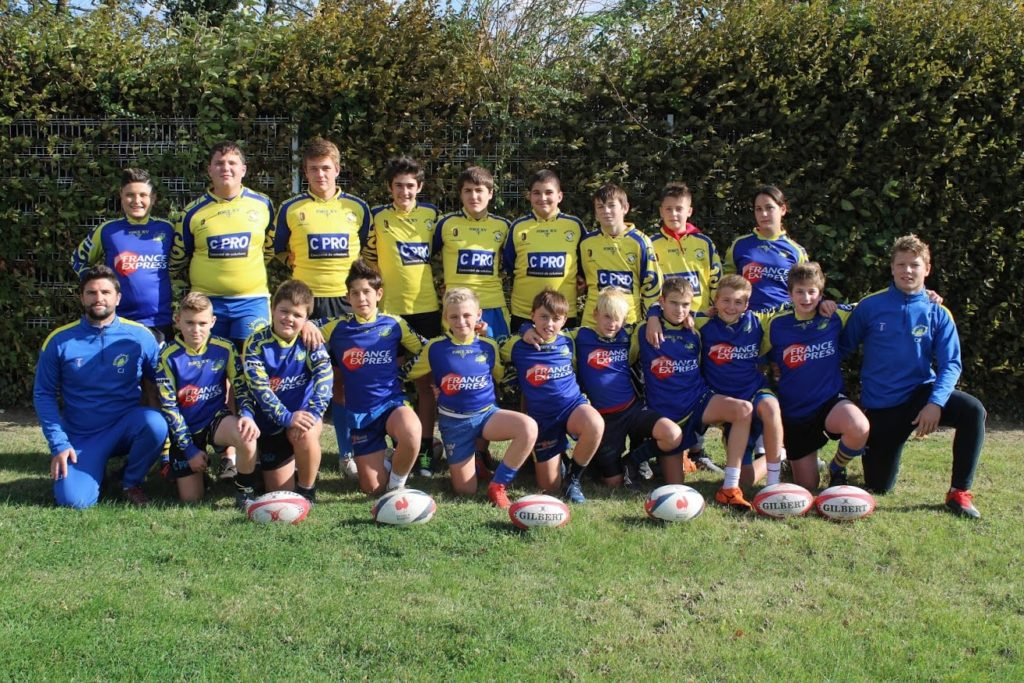 Section Rugby Collège Charles De Gaulle Guilherand-Granges